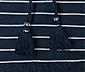 Jerseykleid mit Lochstickerei