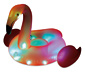 Summer-Waves-LED-Badeinsel «Flamingo«