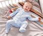 2 Adet Organik Pamuklu Pijama Takımı