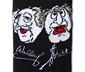 Ponožky »Waldorf & Statler«, 2 páry
