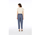 Mavi Anvelop Görünümlü Pantolon, S
