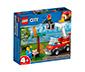 LEGO® City Barbekü Yangını