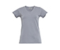 Basic V Yaka Kadın Tişört