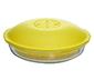 Paşabahçe Zest Buhar Pişirici Sarı