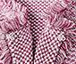 Pletený blejzr s třásněmi