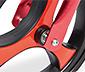 Pinolino-Aluminium-Laufrad »Luke«, rot