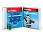Box »LEGO® NINJAGO® – das ultimative Trainingshandbuch mit Minifigur«