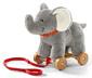 Słoń do ciągnięcia na sznurku