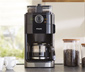 Philips HD7766/00 Filterkaffeemaschine Grind&Brew (inkl. Gratis-Kaffee)