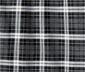Flanel Gömlek, Kırçıllı Gri-Beyaz