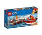 LEGO® City® Rıhtım Yangını
