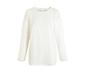 Beyaz Pileli Bluz