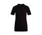 Siyah Fitilli Tişört
