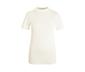 Kırık Beyaz Fitilli Tişört