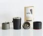 Hepsi Bir  Arada Manuel Kahve Makinesi,Siyah