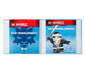 Box »LEGO® NINJAGO® – das ultimative Trainingshandbuch mit Minifigur«