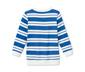 Bawełniana bluza dziecięca, w paski