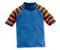 Komplet z ochroną przed działaniem promieni UV, niebieski i pomarańczowy