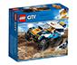 LEGO®City®Çöl Rallisi Yarış Arabası