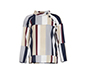 Geometrik Gömlek Bluz