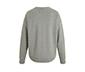 Gri Nakışlı Sweatshirt