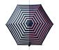 Színváltós esernyő, csíkos