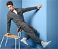 Homewear-Anzug
