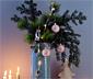 Karácsonyi díszítő készlet, unikornisos