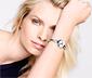 Montre femme avec bracelet en acier inoxydable