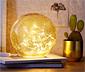 LED-es lámpa, gömb alakú