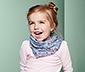 Dziecięca chustka wielofunkcyjna z bawełny
