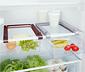 2 ausziehbare Kühlschrankkörbe