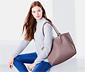 Női kifordítható shopper táska