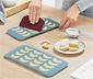 2 Vanillekipferl-Backmatten