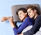 Coussin pour couples et dormeurs sur le bras