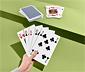 Zestaw dużych kart do gry ok. 19 x 12 cm