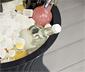 Ogrodowy chłodzący stolik barowy