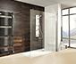 Breuer®-Dusche »Entra« – Duschwand Klarglas
