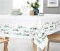 Asztalterítő, 10 személyes, mintás