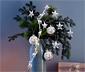 Karácsonyi díszítő készlet, őzikés