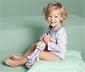 Body niemowlęce z długim rękawem zapinane na zatrzaski, 3 sztuki