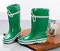 Yeşil Yağmur Çizmesi