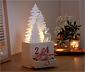 Adventný kalendár s LED