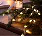 LED-Microlichterkette, Sterne