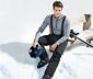 Softshellové lyžařské kalhoty