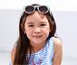 Gyermek napszemüveg, virágos mintás
