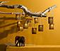 Łańcuch świetlny LED »Rattan«