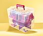 3 Aufbewahrungsboxen