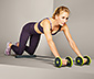 Multifunkciós fitnessroller