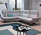 Sitzgruppe »Delano« von ADA AUSTRIA premium, kieselgrau, links